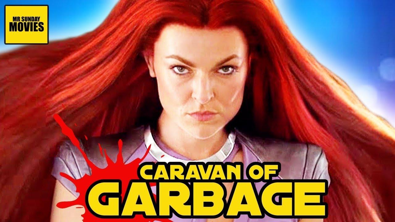 Download The Awful Inhumans - Caravan Of Garbage