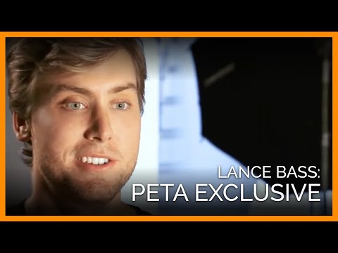Lance Bass' Exclusive Interview