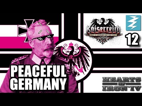 THE PUPPET MASTER [12] Germany - Kaiserreich Mod - Hearts of Iron IV HOI4  Paradox