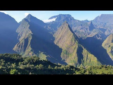 Hiking in Reunion - Cirque de Mafate