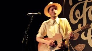 Marlon Williams @ The Melbourne Folk Club  -  That