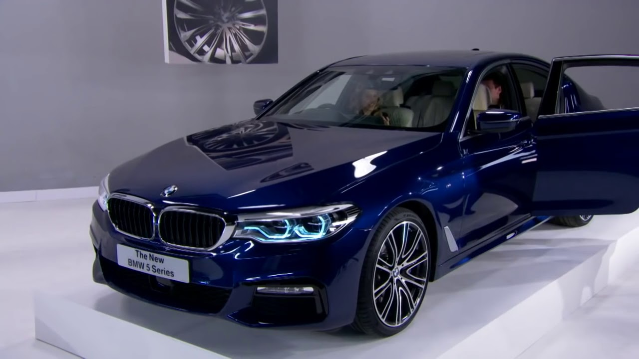 bmw 5 series m sport 2017 up close and personal youtube. Black Bedroom Furniture Sets. Home Design Ideas