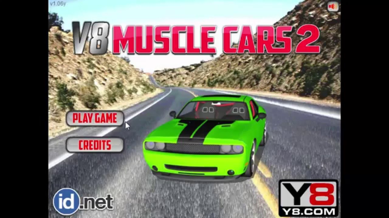 Game Muscle Cars Tu Ti Channel Youtube