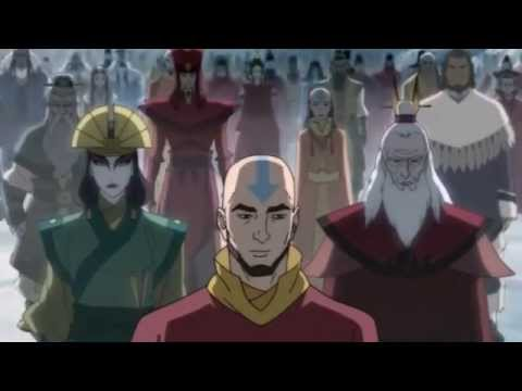 The Avatars World on Fire