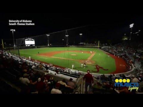 Musco Lighting – University of Alabama Sewell-Thomas Stadium