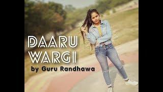 DAARU WARGI | Guru Randhawa | Emraan Hashmi | why cheat India | dance choreography by Parul.