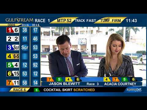 Gulfstream Park Handicapping Show | March 14, 2018