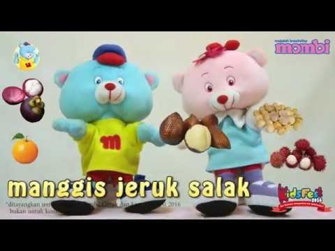 Lagu : Buah-buahan