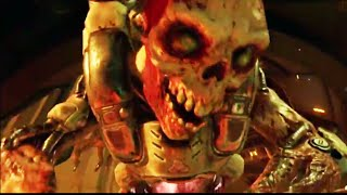 E3 2015 Trailers: Doom 4 E3 Gameplay Walkthrough Part 1 HD