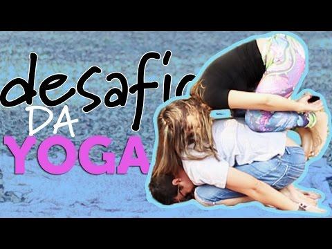 Desafio da Yoga | Canal Nóis2
