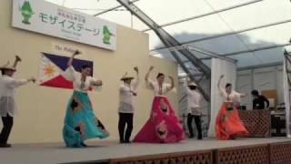 Philippine Folk dance by Tokyo University of Foreign Studies Dance Troupe