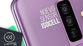Esta podría ser la cámara del Galaxy Note 9 | El Recuento Go