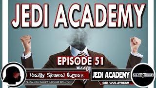 SWGOH Jedi Academy Episode 51 Live Q&A | Star Wars: Galaxy of Heroes #swgoh