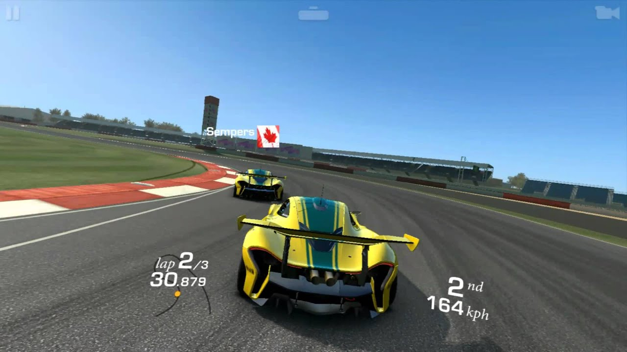 real racing 3 #mclaren p1 gtr silverstone cup 2 (stage 2) - youtube