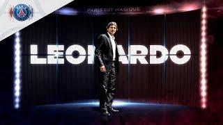 WELCOME LEONARDO