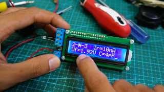 Merakit Komponen Tester ESR Meter
