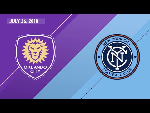 HIGHLIGHTS: New York City FC vs. Orlando City | July 14, 2018