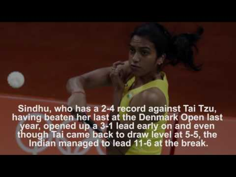 Watch the Incredible journey of Indian Badminton Player PV Sindhu at Rio 2016 #Rio #Rio2016