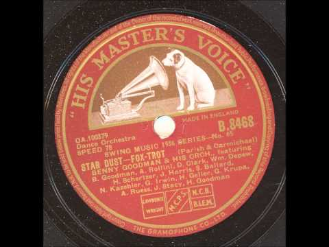 Benny Goodman and his orchestra - Star Dust