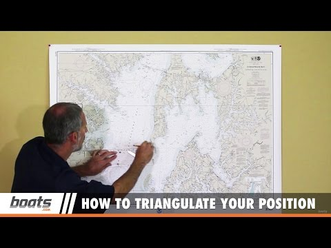 Basic Boat Navigation: How to Triangulate Your Position