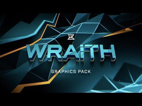 WRAITH PACK By EdwardDZN - Fortnite, Grunge, Manipulation Etc.
