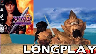 Xena: Warrior Princess - Longplay (PS1)