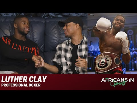 Luther Clay | South African Roots, Finding His Confidence, and Vision for the Future