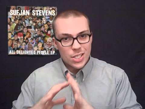 Sufjan Stevens- All Delighted People EP REVIEW