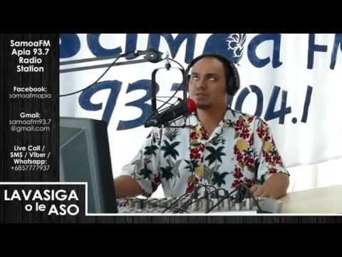 SamoaFM Apia - Lavasiga o le Aso 02