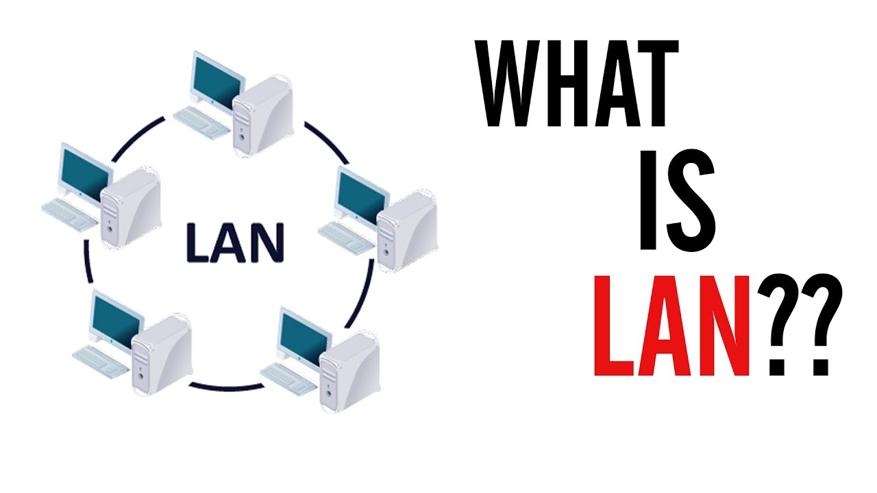 Local Area Network (LAN) explained! - YouTube