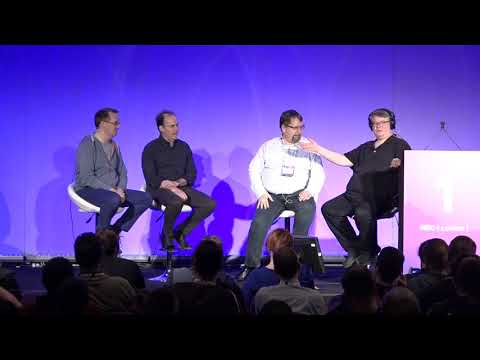 .NET Rocks Live with Jon Skeet and Bill Wagner – Two Nice C# People