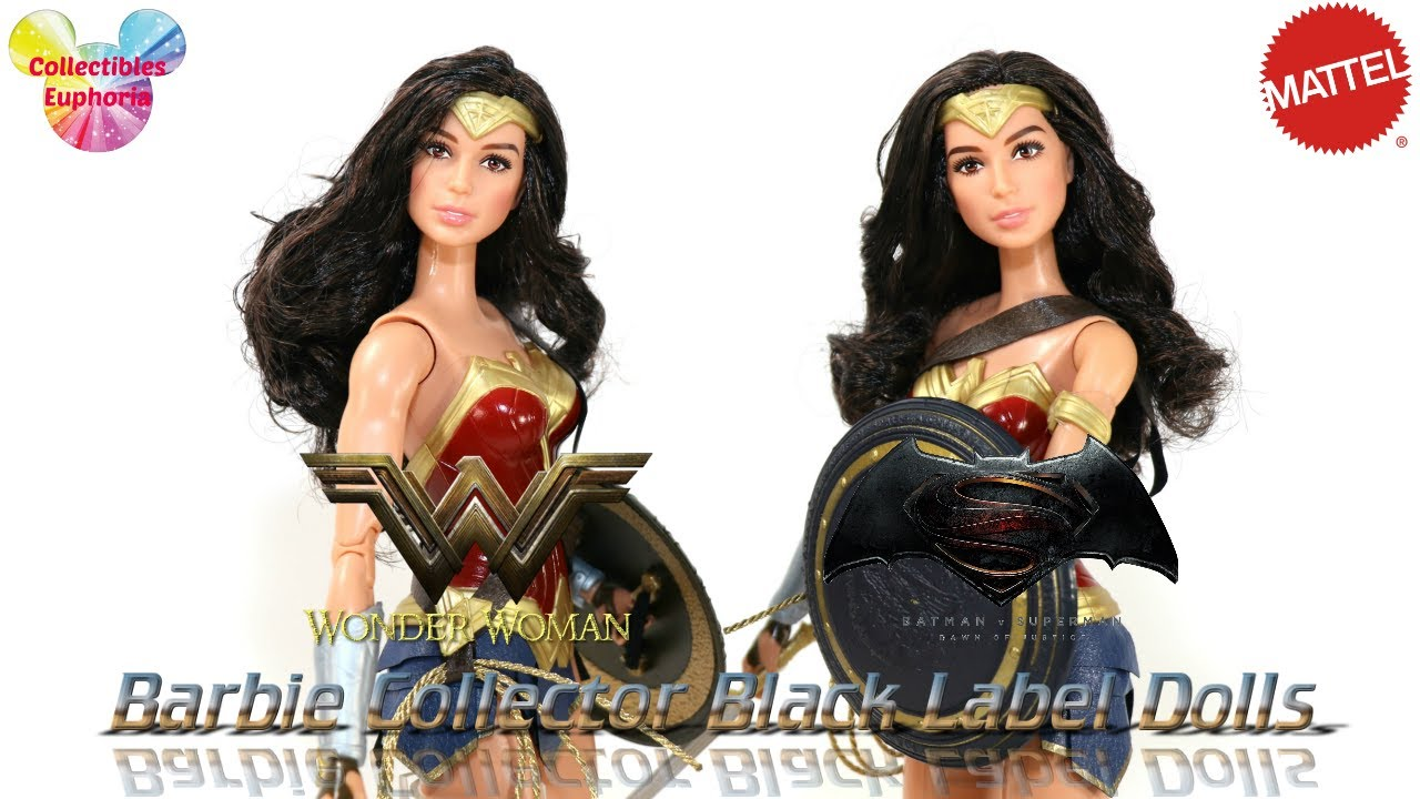 Barbie Wonder Woman Doll Collector Doll