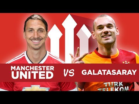 Manchester United 5-2 Galatasaray LIVE WATCHALONG STREAM!