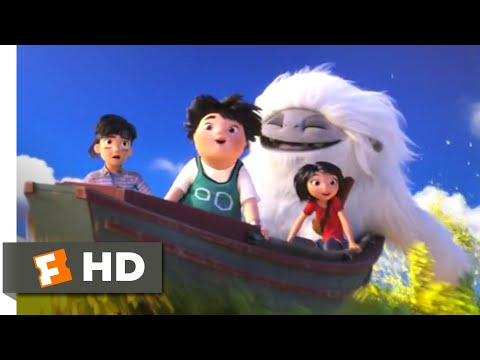 Abominable (2019) - Magic Boat Chase Scene (7/10) | Movieclips