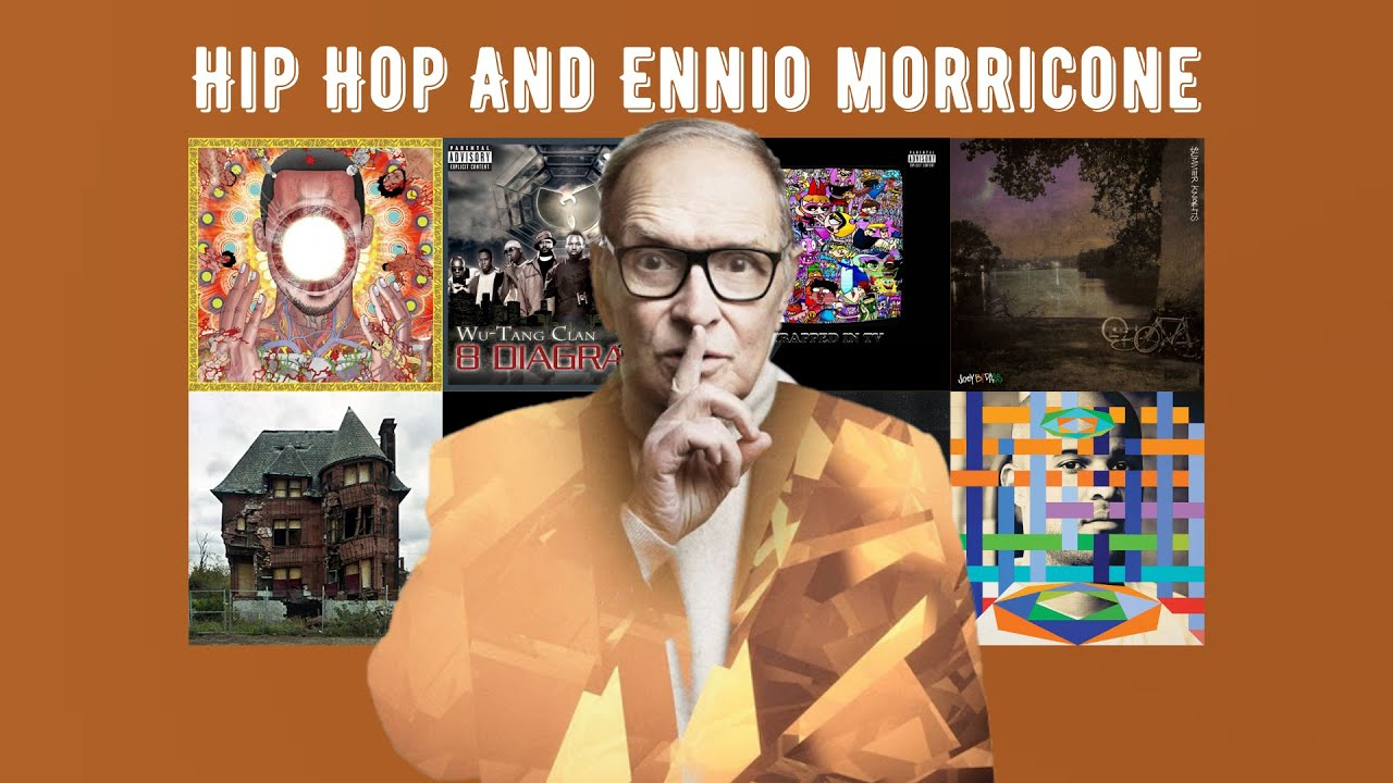 Hip Hop's Obsession With Ennio Morricone