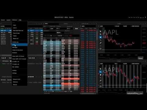 Торговля на биржах NYSE, РТС, FOREX. Лекция #5.