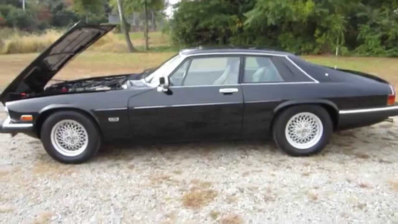 Super Clean 1991 Jaguar Xjs Classic Collection V12 Sold Youtube