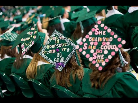 College of Community and Public Affairs Commencement '16
