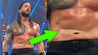 What's Wrong with Roman Reigns' Stomach? 5 Shocking Things WWE Wrestlers Don't Want You to Know