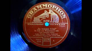 Paul Godwin - Marcel Klass - Es muß was wunderbares sein - 1931