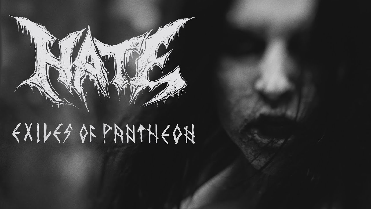 Hate - Exiles of Pantheon (OFFICIAL VIDEO)