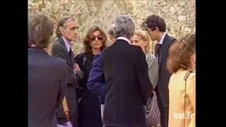 Les obsèques de Romy Schneider | Archive INA