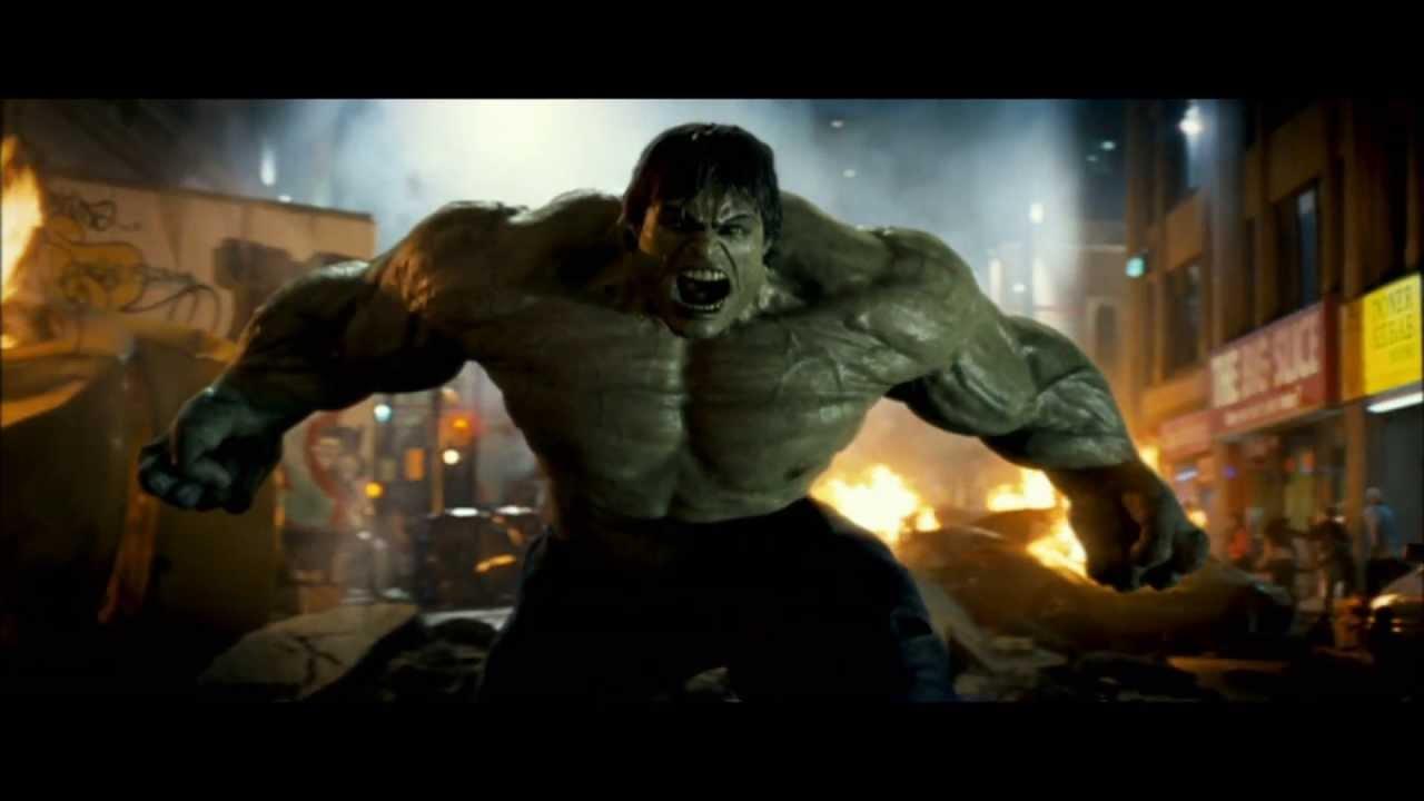 L'Incroyable Hulk - Bande Annonce (VF)