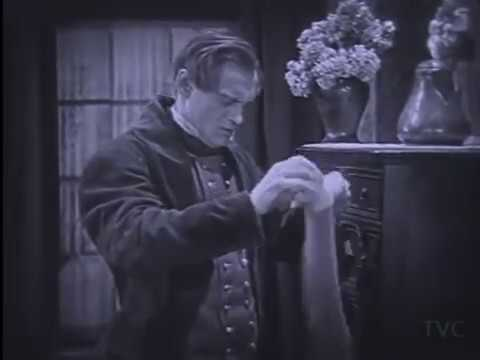 THE BELLS (1926 - silent) Lionel Barrymore - Boris Karloff