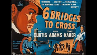 Julie Adams 2009 Pt 1: Six Bridges to Cross, Joseph Pevney, Tony Curtis