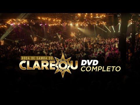 DVD | Roda de Samba do Clareou (Completo)