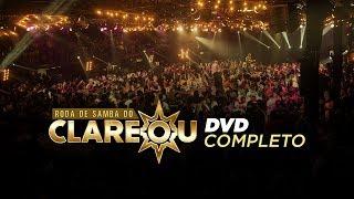 dvd roda de samba do clareou show completo