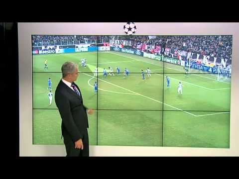 JUVENTUS CHELSEA 2012 TACTICAL ANALYSIS SBS