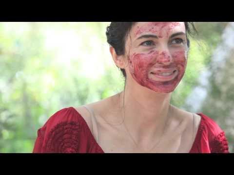 The Local Rose  DIY La Bella Figura At Home Facial