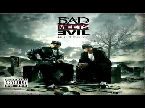 """Bad Meets Evil """"Above The Law"""" 2011"""
